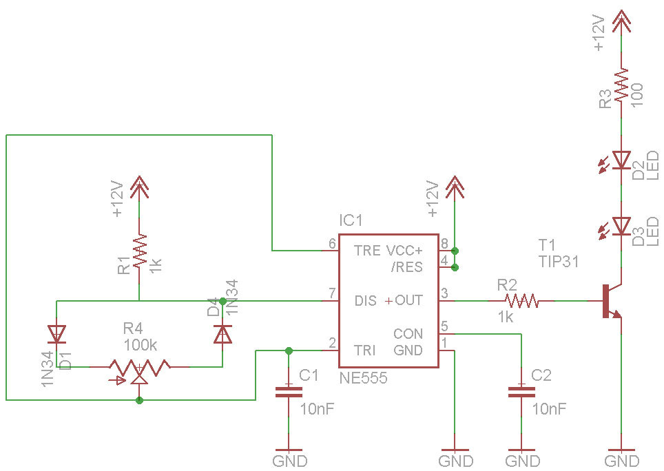 M tutorial on led circuit diagrams