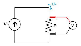 4 wire measurement