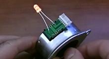 LED-flashlight