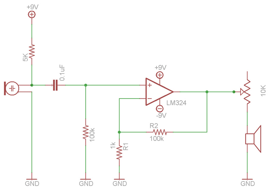 What is an op amp? Operational Amplifier tutorial & super spy