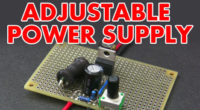 adjustable dc to dc converter