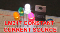 constant current source