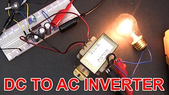 12v dc to 12v ac inverter